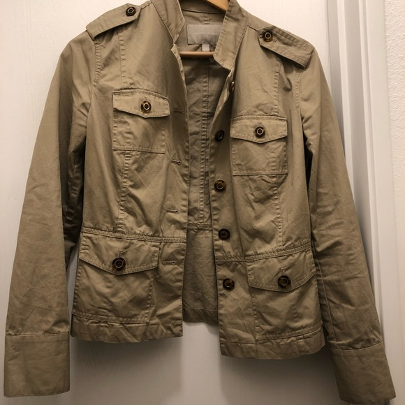 f48116f1e0fc3 Banana Republic Jackets & Coats | Last Call Utility Jacket | Poshmark